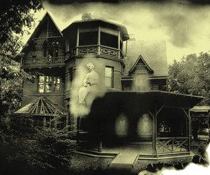 Mark Twain House Haunting