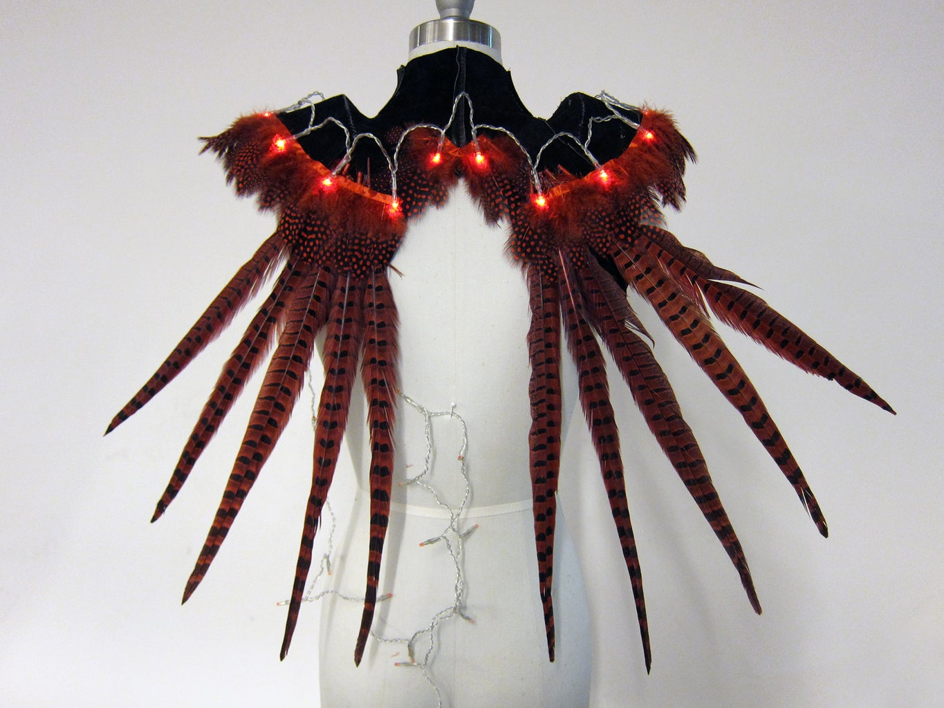 Red Feather Layer