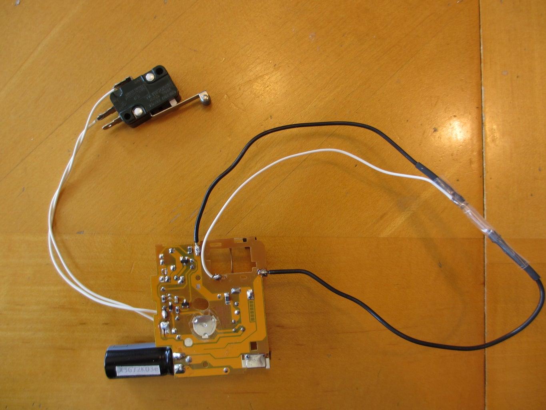 Electronics: Step 3