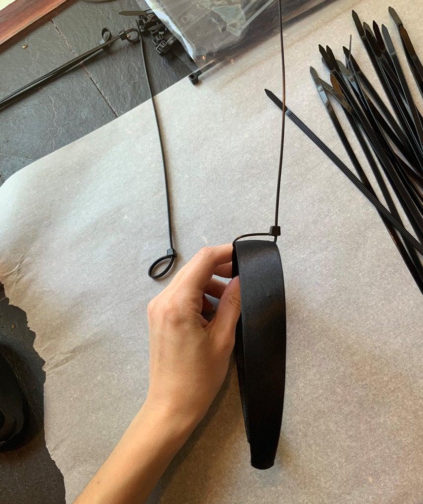 Zipping the Zip Ties