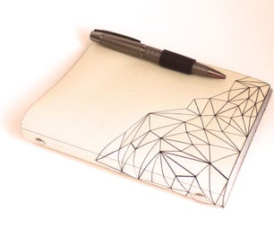 How to Make a Refillable Leather Journal
