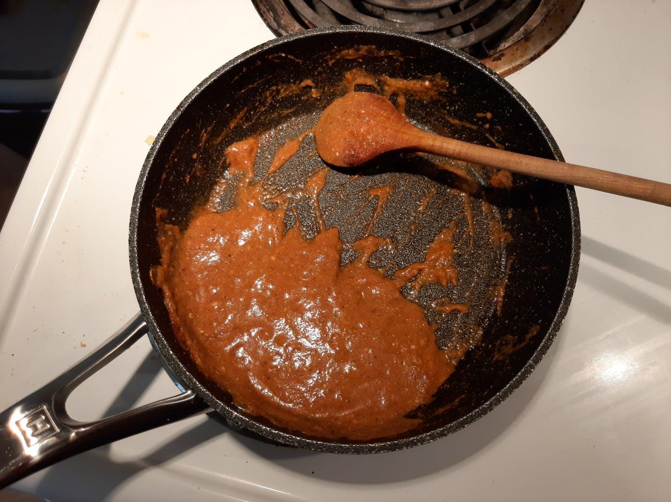 Sweet and Savoury Sauce