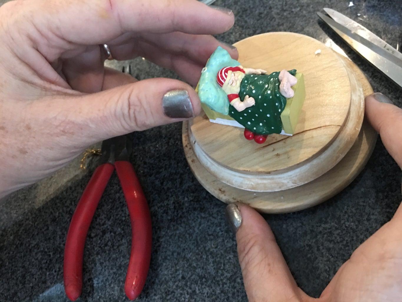 Prepare Santa