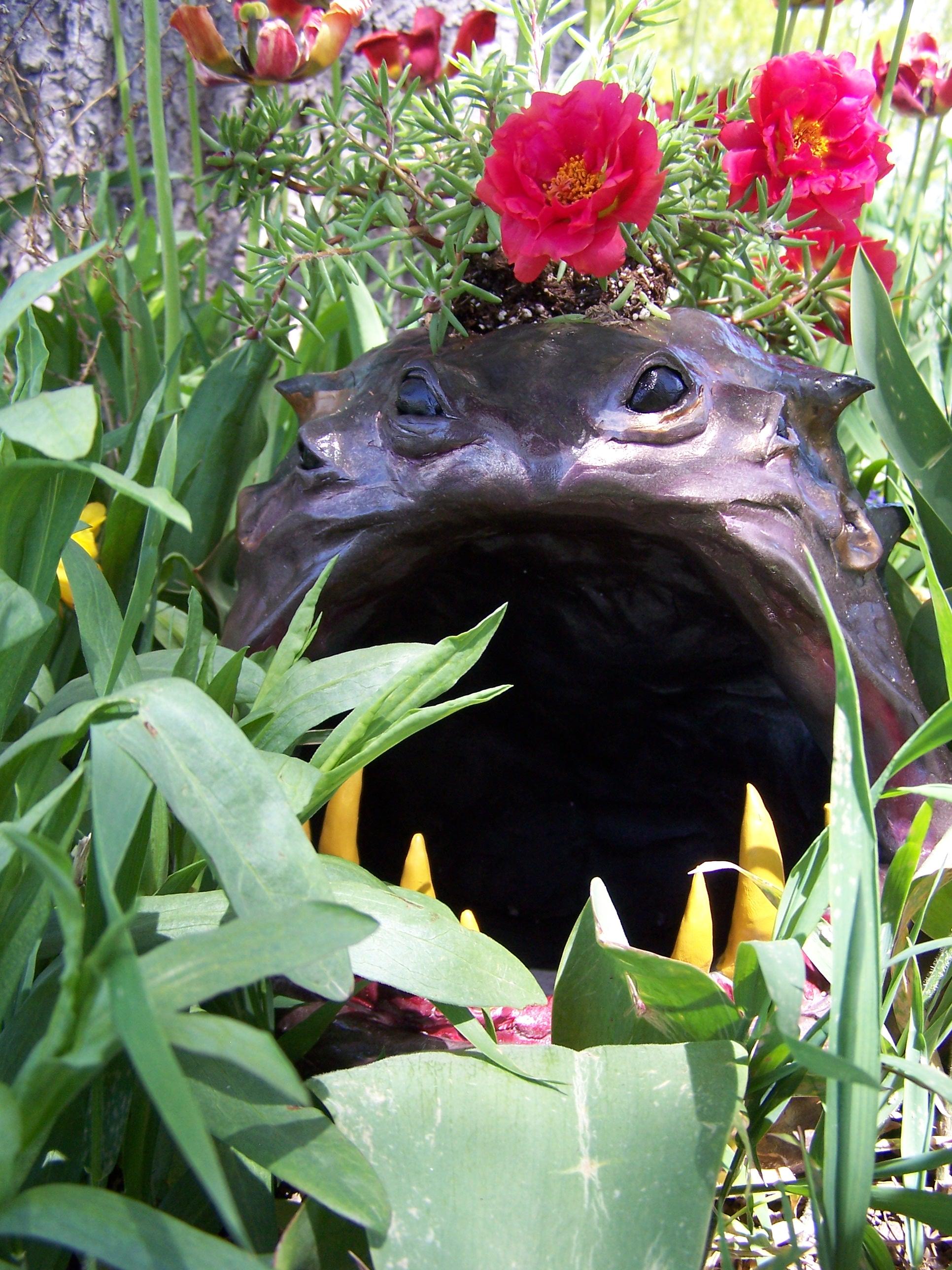 Garden Monsters