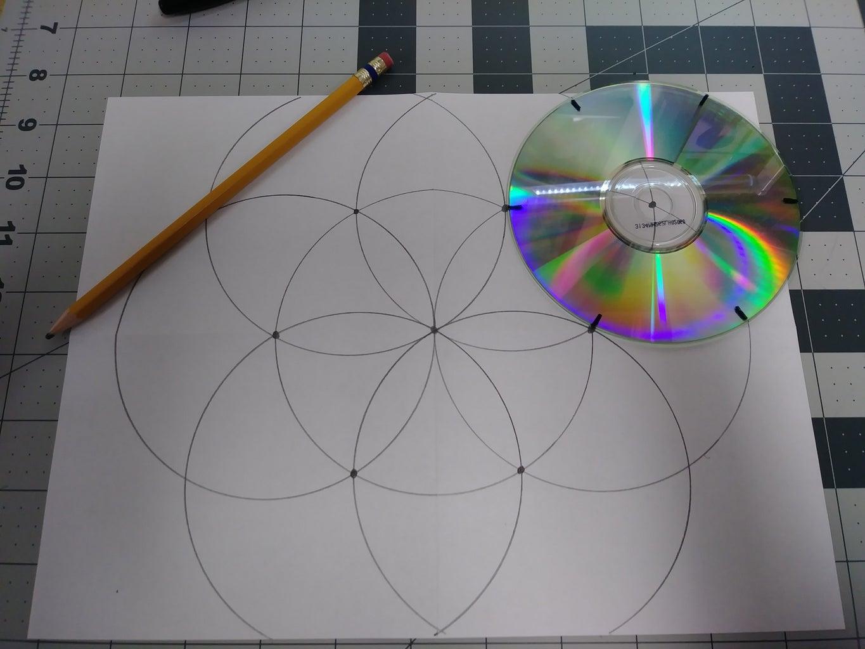 Marking the CD & Extending the Design