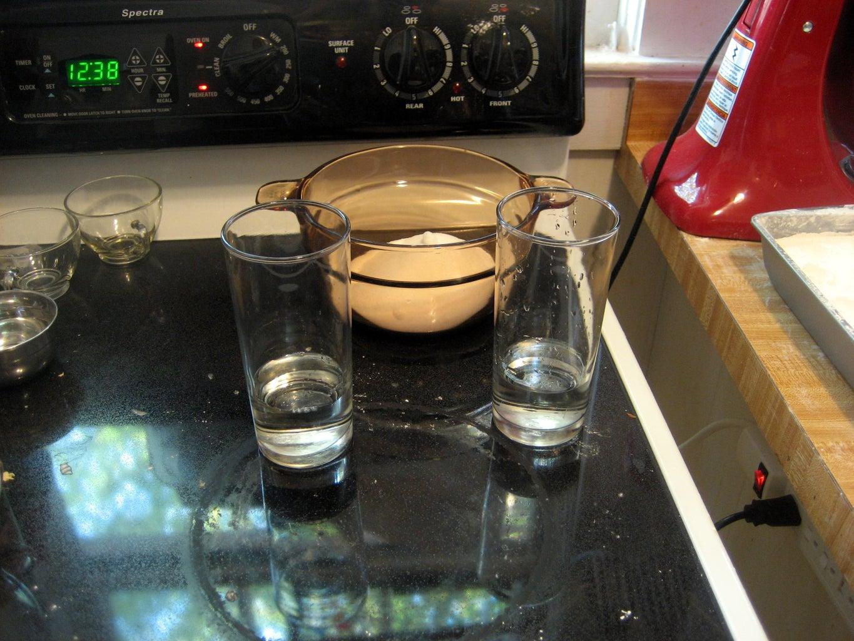Prepare the Syrup