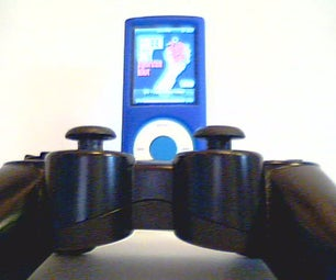 Turn Any PS2 Contoller Into an Ipod Nano Stand!
