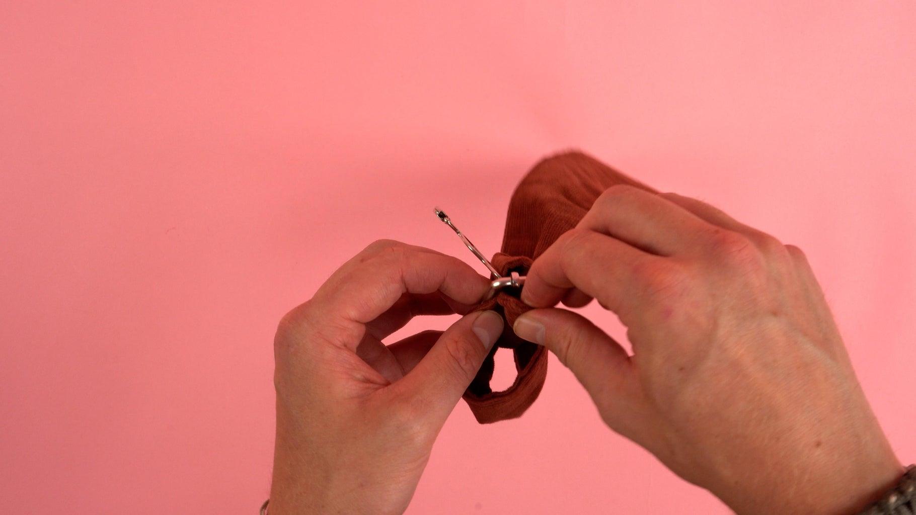 Adding Strap Buckles (Step 2)