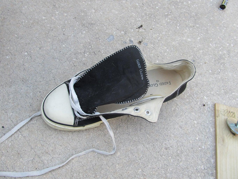 Shoe Prep