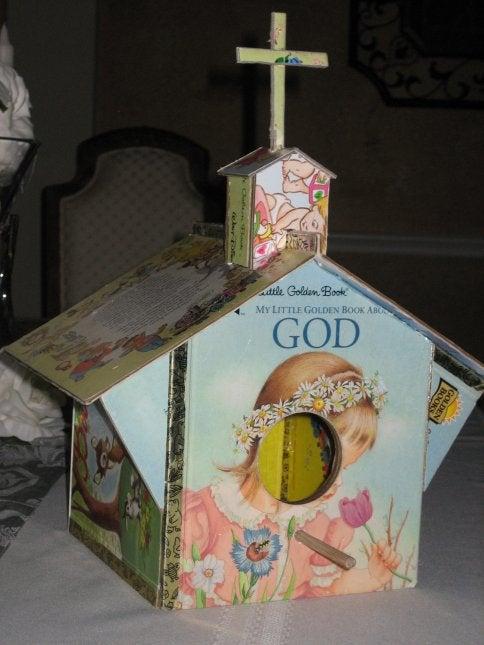 Building a Decorative Birdhouse