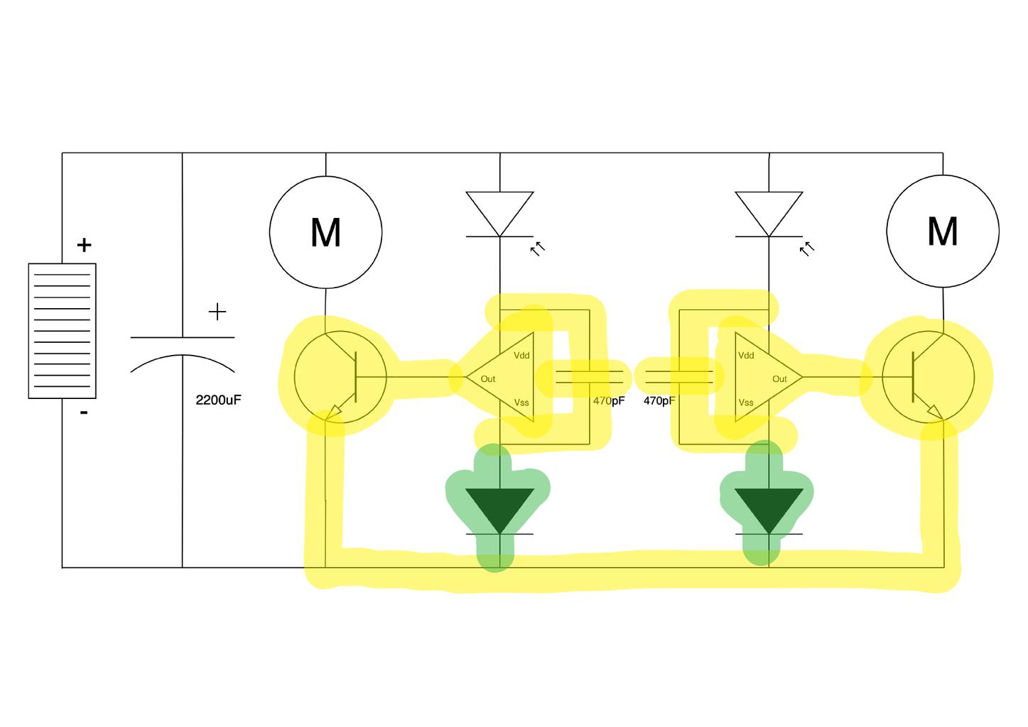 Freeforming the Circuit 7: BAV70