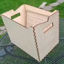 Wooden Crate (/box)
