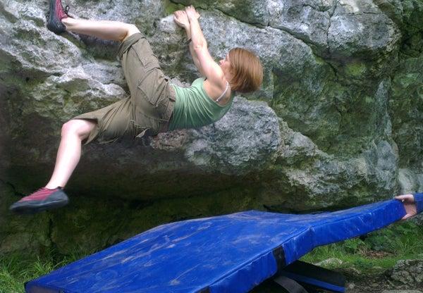 How to Make a Bespoke Bouldering Mat