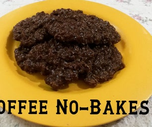 Coffee No-Bakes