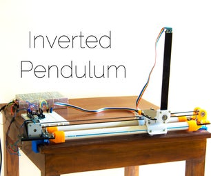 Inverted Pendulum: Control Theory and Dynamics
