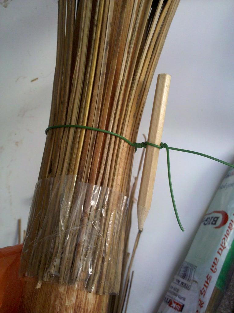 House Made of Sticks