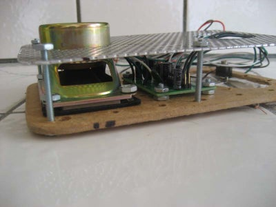 Make: the Internal Chassis