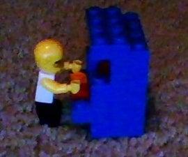 Lego Arcade Cabinet