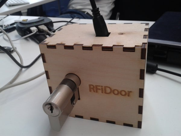 Arduino RFID Lock