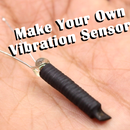 How to Make Spring Vibration Sensor at Home!