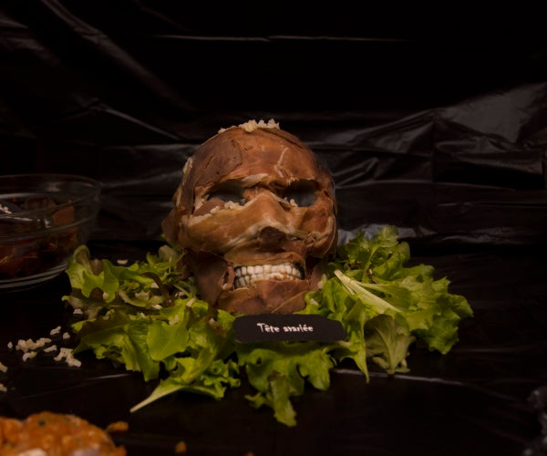 Rotten Head