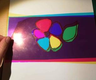 Teaching Color Subtraction