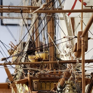 Mostly Printed Continuous Ropewalk - for Scale Ship Model Builders