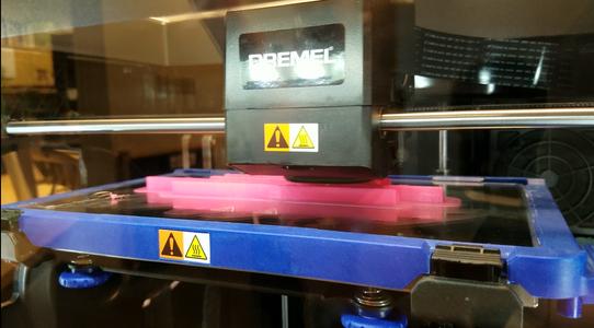 3D Print and Laser Cut
