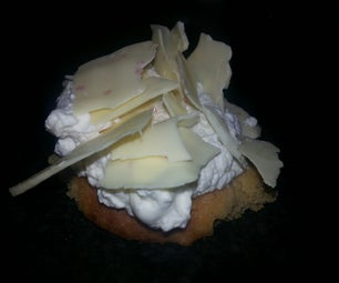 White Chocolate Whipped Cream Cookies: Snack to Dessert