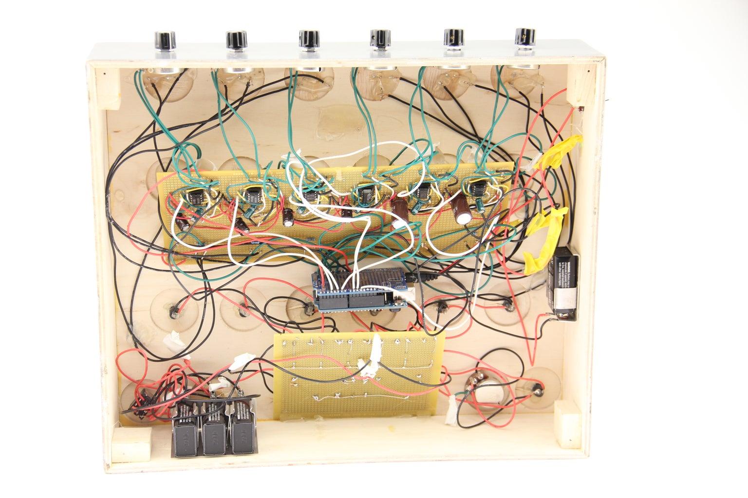 Photocell Piano