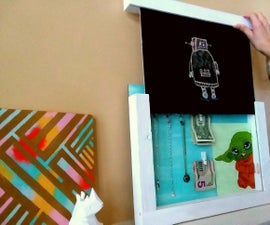 Secret Compartment Frame