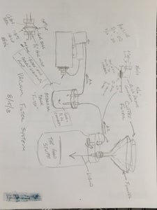 Filter System Concept Drawings
