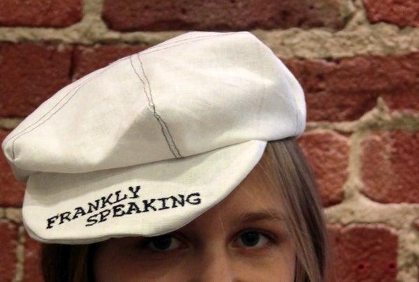 Make a Newsie Hat