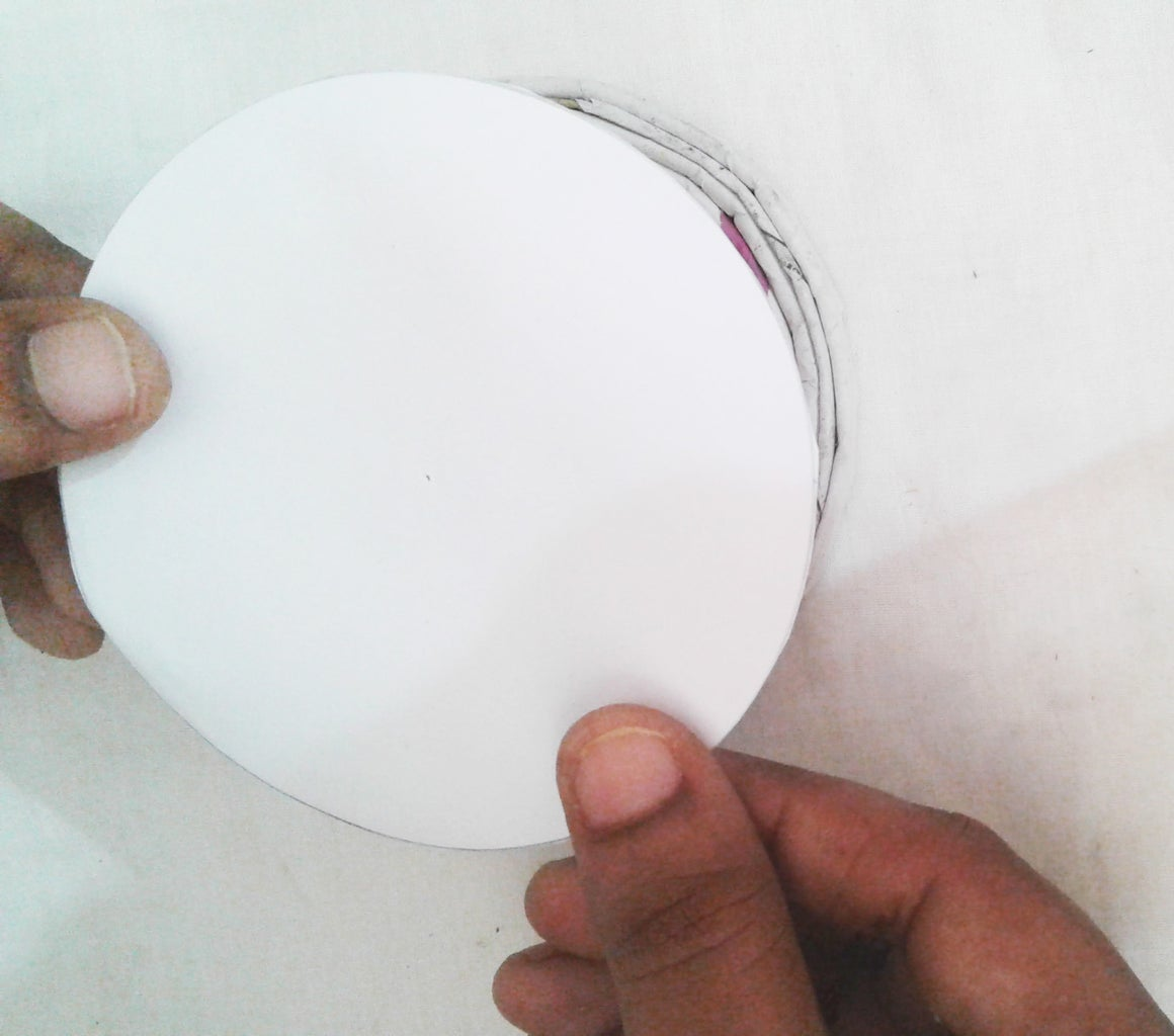 Making of Clock Face