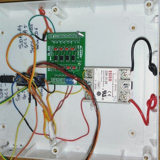 On Off  Timer With Arduino