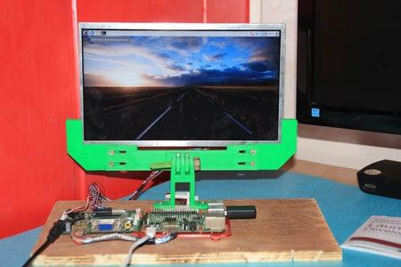 Setup a Raspberry Pi 2.