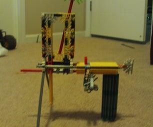Bolt Action Knex Gun