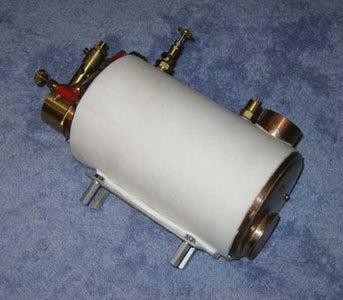 Boiler Preparation & Mounting