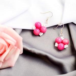 Beebeecraft Tutorials on Making a Pair of Sweet Earrings