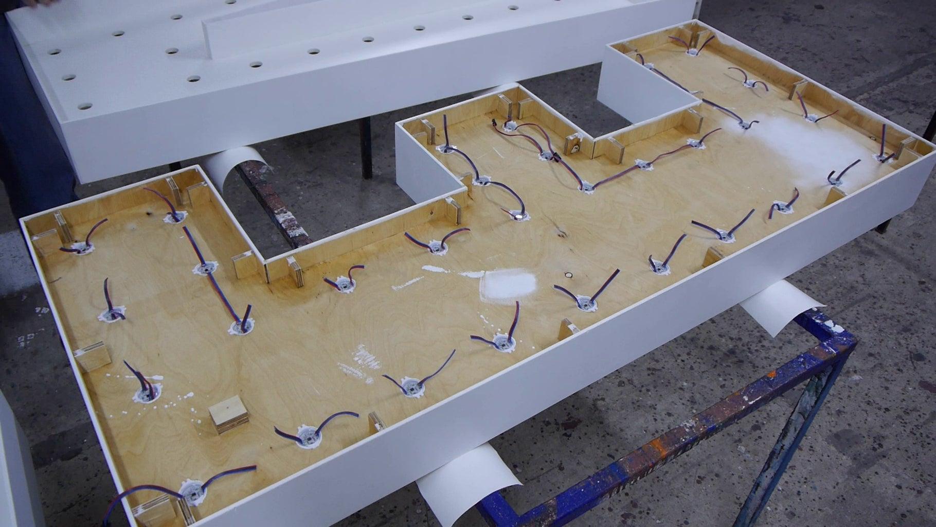 Mounting LED Modules
