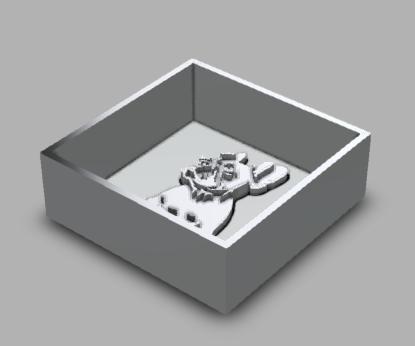 Soporte De Celular Y Sólido Para Molde Personalizado En 3D