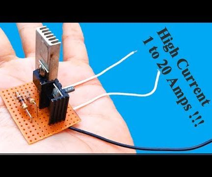 DC to DC Buck Converter DIY || How to Step Down DC Voltage Easily