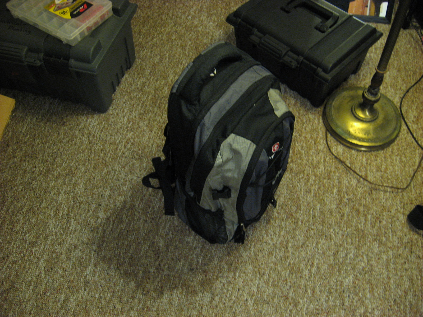 The 21st Century Laptop Backpack