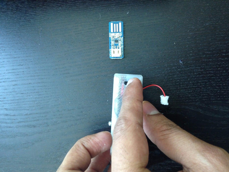 Recharging the Battery