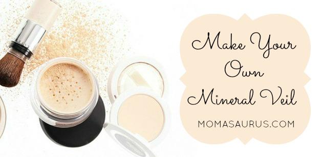DIY Mineral Veil=Longer Lasting Makeup