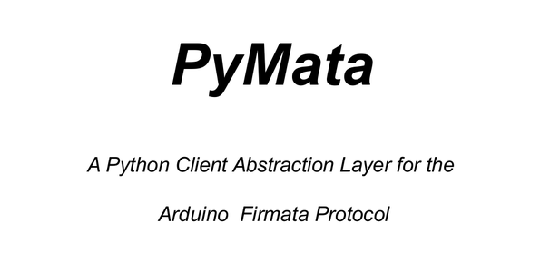 Going Beyond StandardFirmata - Adding New Device Support