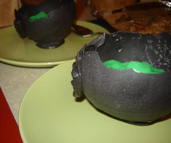 Pudding Cauldrons