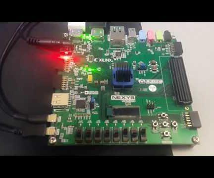 HDMI Passthrough on Nexys Video