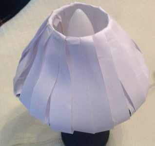 Make a Paper Shade