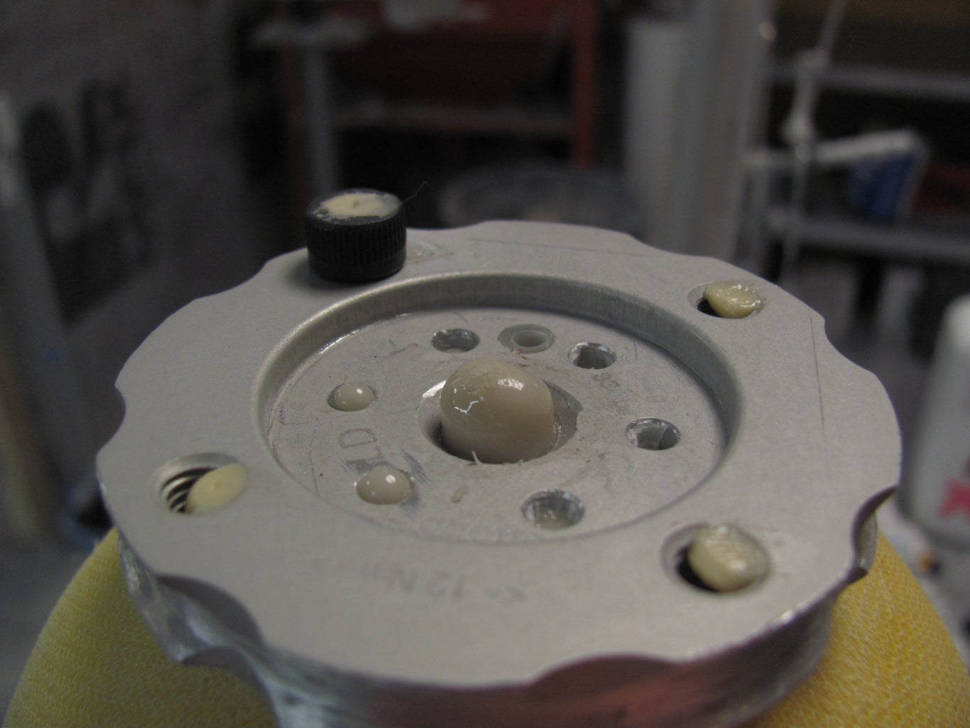Definitive Socket: Two Stage Lamination.